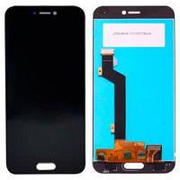 Дисплей с тачскрином Xiaomi Mi5c черный