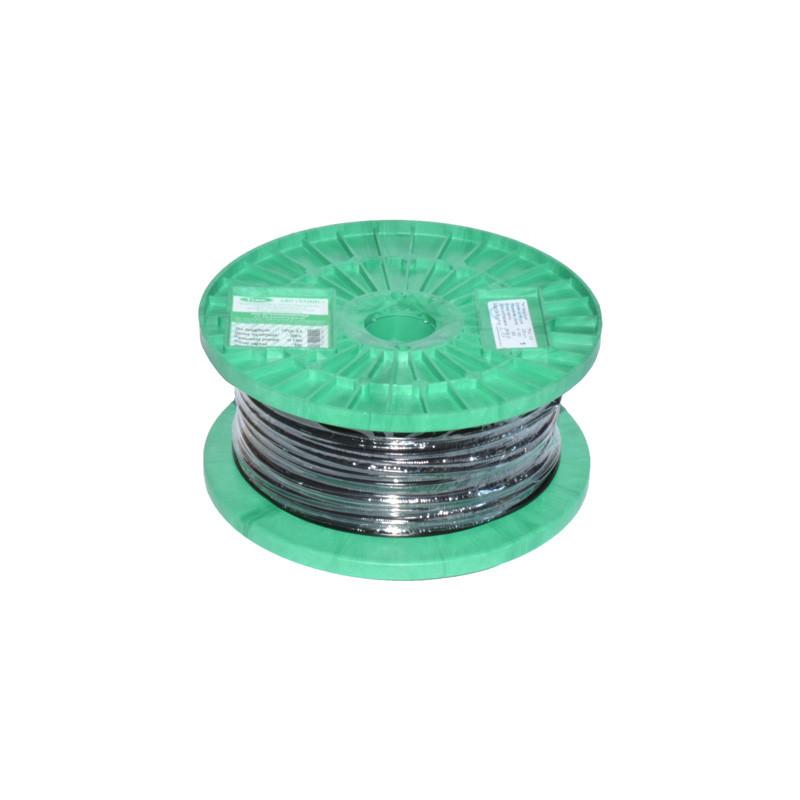Трос металлополимерный ПРШ-2,5 (шпалерный) (бухта - 200 м)