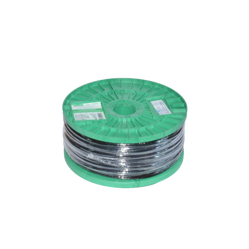 Трос металлополимерный ПРШ-3 (шпалерный) (бухта - 200 м)