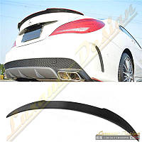 Спойлер карбон для Mercedes CLA W117, фото 1