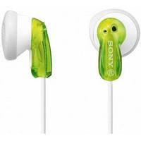 Навушники вакуумні провідні без мікрофона Sony MDRE9LPB.E (MDRE9LPB.E)