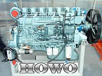 Ремонт двигателя на самосвал HOWO Хово
