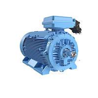 Двигатель ABB IE2 0.75кВт 3000об/хв 400 ВΔ, 415 ВΔ, 690 ВY 50Гц M3HP80MA2B3