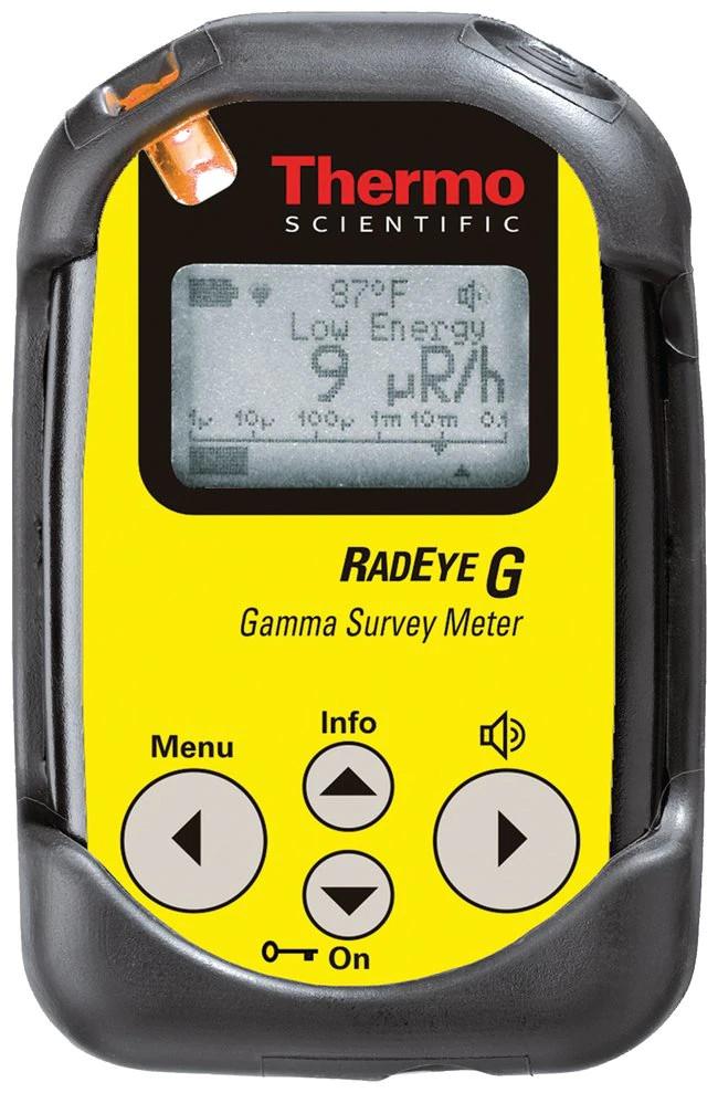 Поисковый дозиметр RadEye G