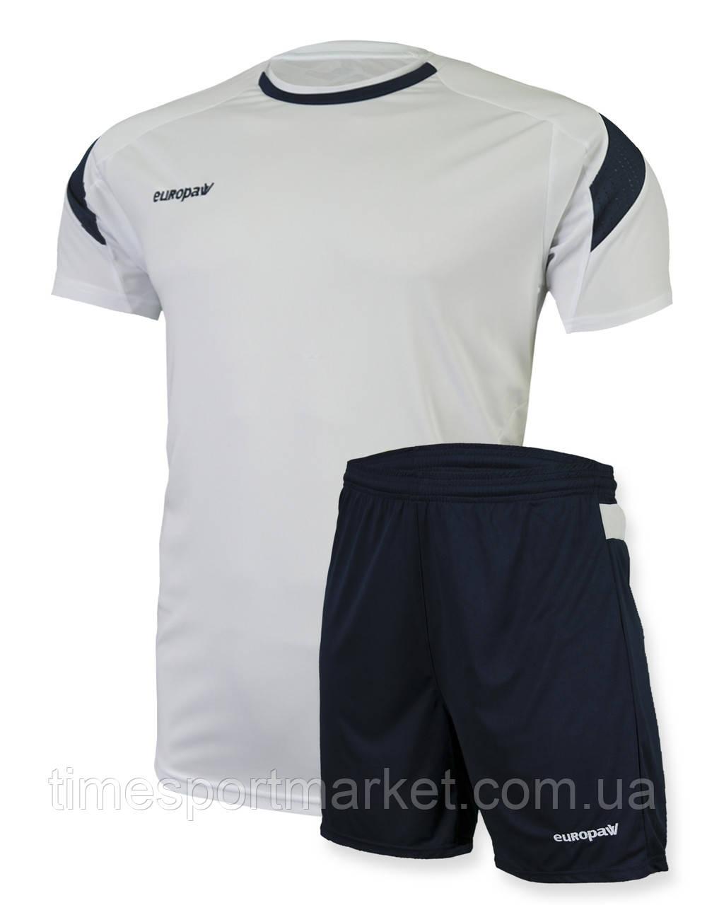 Футбольная форма для команд Europaw 10-01 белая (Реплика)