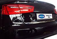 Audi A6 2012 Кромка багажника (нерж.)