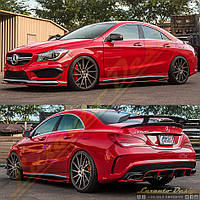 Обвес RZA Carbon для Mercedes CLA W117, фото 1