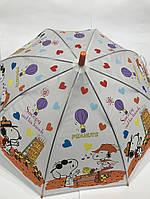 Зонтик-трость детский арт. K207