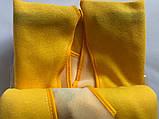 Чохол-майка Elegant на заднє сидіння жовта EL 105 237 новий дизайн, фото 2