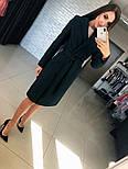 Женское кашемировое пальто с поясом (4 цвета), фото 7