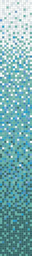 Мозаика D-CORE растяжка RI-10 2616*327 мм