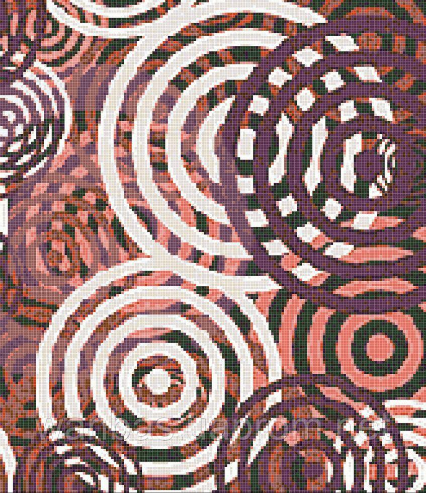 Мозаичное панно D-RE 1800*2100 мм. pb05.