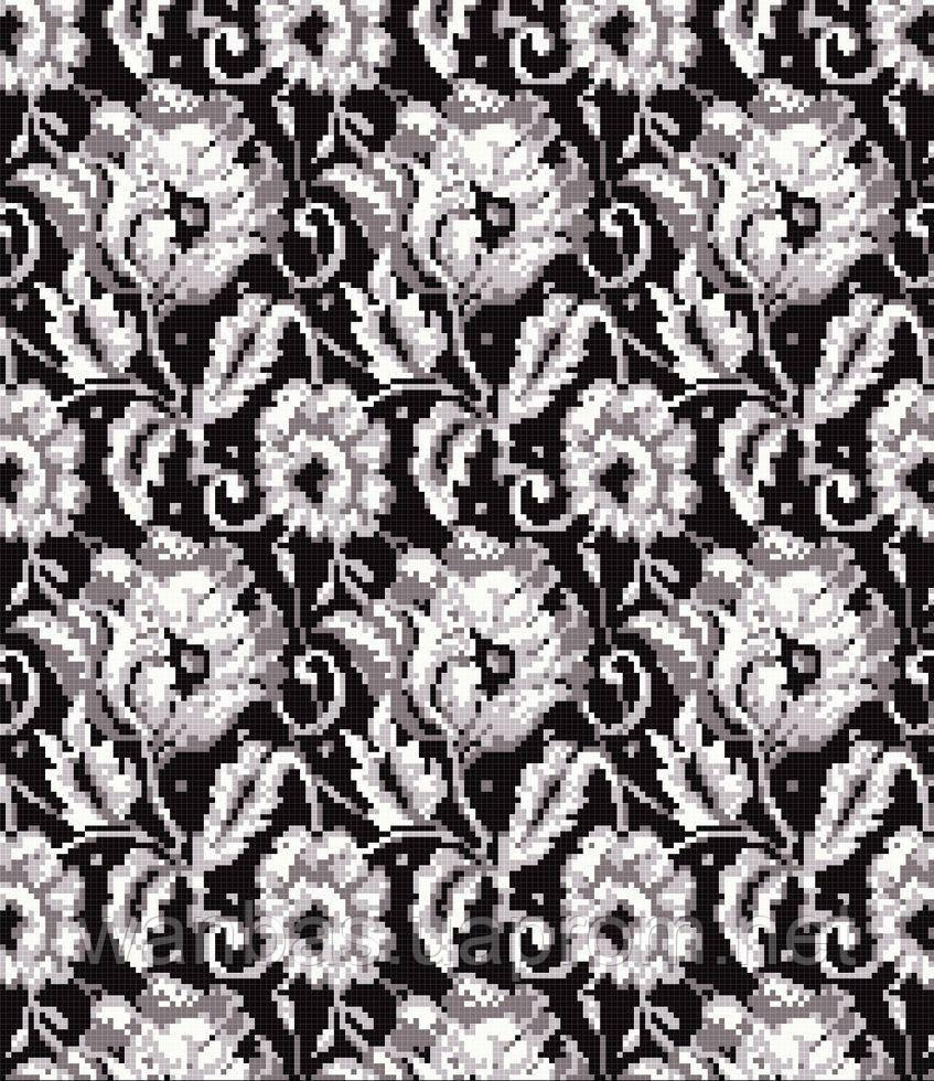 Мозаичное панно D-CORE 1800*2100 мм. pb20.
