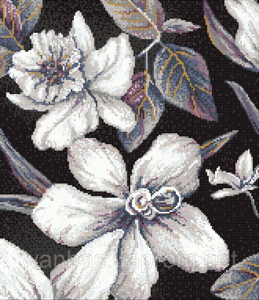 Мозаичное панно D-CORE 1800*2100 мм. pb26.