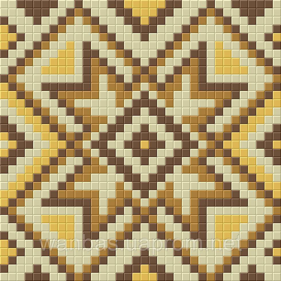 Мозаичный патерн D-CORE 371*371 мм. dec06-1.
