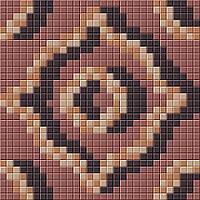 Мозаичный патерн D-CORE 654*654 мм. dec07-1.