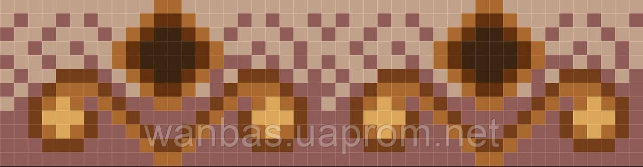 Мозаичный фриз D-CORE 251*131 мм. fr01