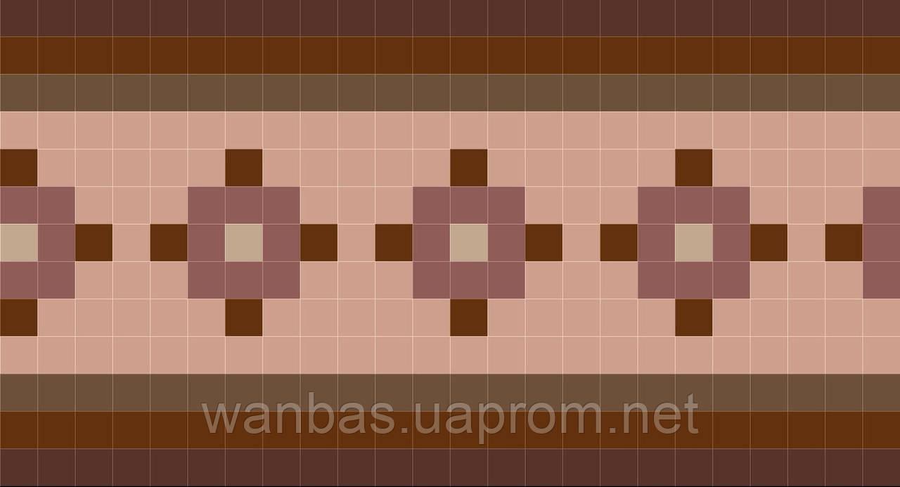 Мозаичный фриз D-CORE 262*142 мм. fr04