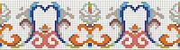 Мозаичный фриз D-CORE 556*316 мм. fr02