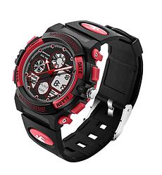 Детские спортивные часы Sanda 116 Red диам 45 мм