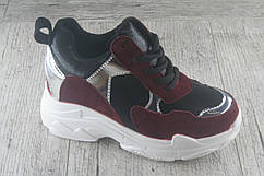 Сникерсы, слипоны, кроссовки женские на платформе Veagia, обувь женская стильная, повседневная