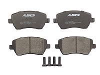 Тормозные колодки передние Logan MCV/Duster/Lodgy 1.5DCI ABE, C11077ABE