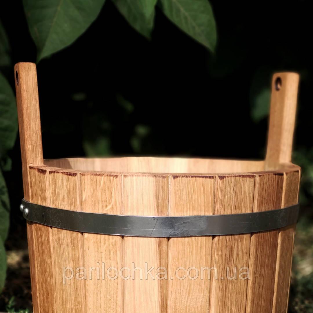 Ушат для бани на 8 литров