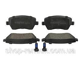 Тормозные колодки передние Logan MCV/Duster/Lodgy 1.5DCI LPR, 05P867