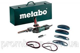Ленточный шлифовальный напильник Metabo BFE 9-20 Set