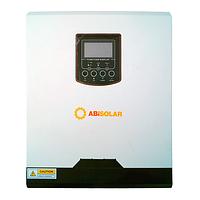 Инвертор ABi-Solar SLP 3024 PWM Plus с пылезащитой (2,4 кВт, 1 фаза / 1,5 кВт DC, 24 В)