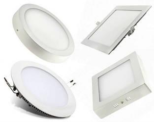 Светодиодные светильники. Все о возможностях LED устройств и вариантах их исполнения.