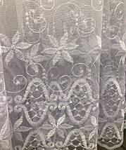 Тюль фатин белая 375, фото 2