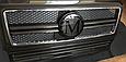 Карбонова сітка в стилі MansorY на Mercedes G Class W463, фото 2