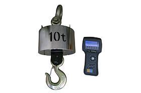 Весы крановые с радиоканалом (Wi-Fi) OCS-XS2 10t