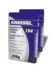 Клей для плитки ELASTI-MULTI 104 KREISEL