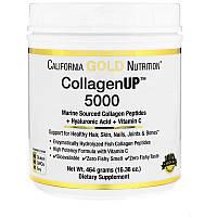 CollagenUP™ 5000,464 г Collagen Peptides + Hyaluronic Acid & Vitamin C ,коллаген, колаген