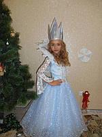 Шикарный костюм Снежная королева. Снежная королева VIP прокат