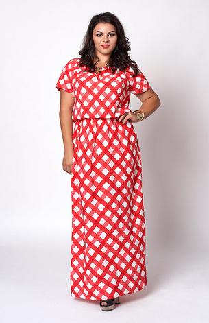 Платье из штапеля большой 52-58 размер, фото 2