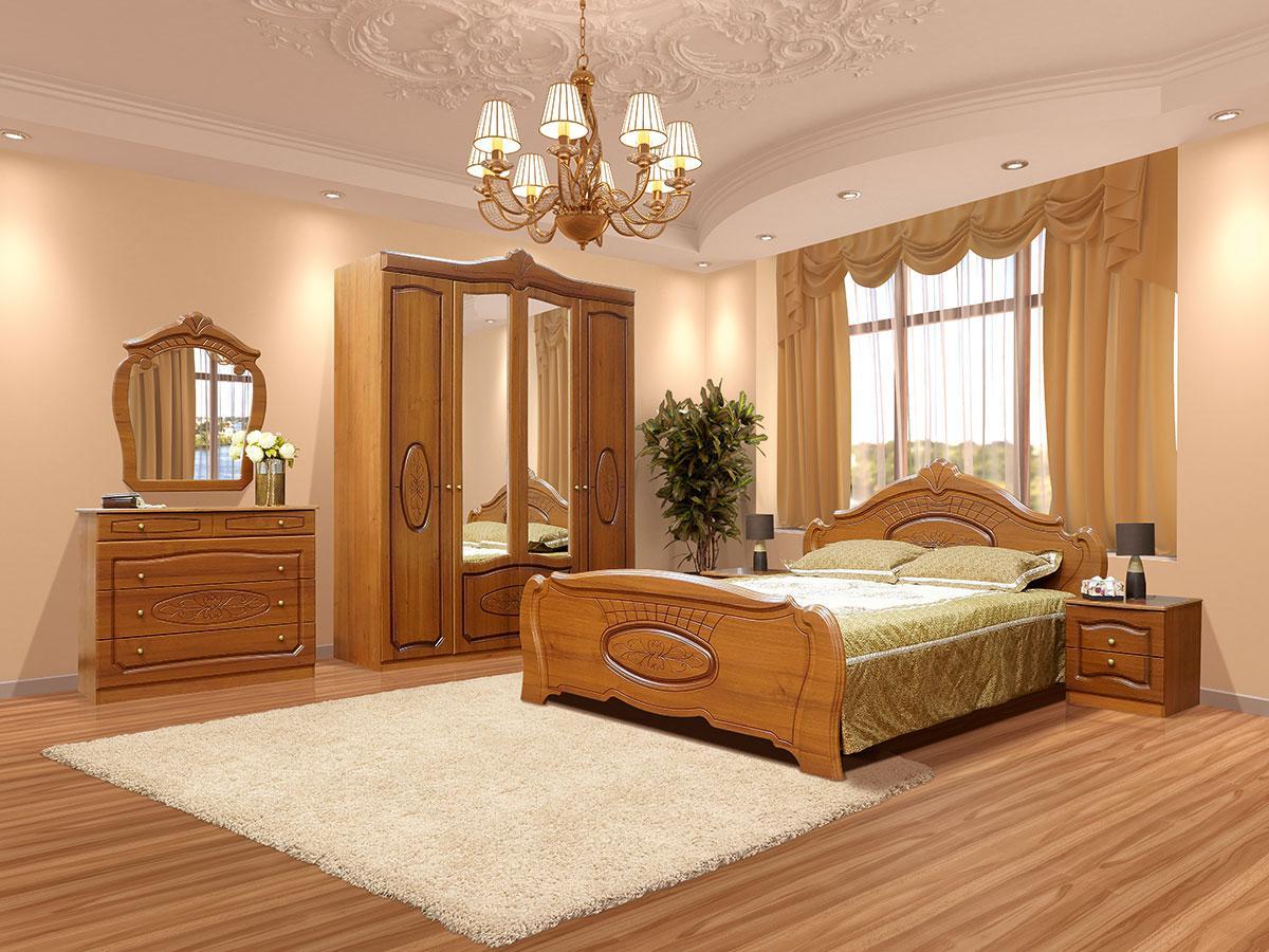 """Спальня """"КАТРИН"""" Світ Меблів"""