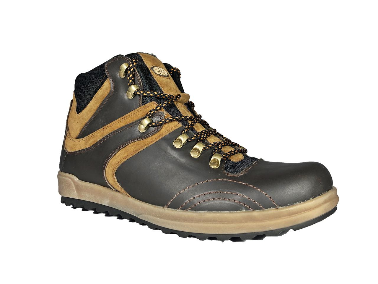 Мужские Ботинки Больших Размеров Зимние 46-го Размера — в Категории