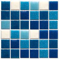 R-MOS B1131323335 мікс блакитний-5 на папері