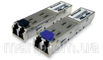 SFP-Трансивер D-Link DEM-314GT 1x1000BaseLH SM 50км, LC