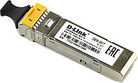 SFP-Трансивер D-Link DEM-331T/20KM/DD 1x1000BaseBX-D, SM, WDM, LC, DDM-мониторинг