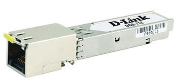 Модуль D-Link DGS-712 1port 1000BaseT SFP