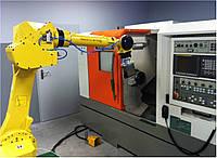 Роботы Fanuc №1 (Япония)