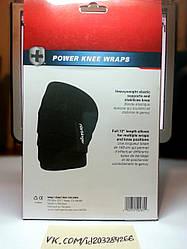Harbinger Power Knee Wraps