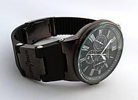 Стальные часы  Nardin - Le Locle, цвет корпуса и циферблата черный
