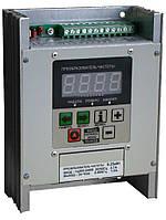 Преобразователь частоты с 220В в 380В мощн.0,25;0,37кВт