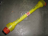 Вал карданный (T2.0660.1010ANAR) 8х8 (160НМ) 660-1010мм с обгонной муфтой (сеялки SPP SPC, опр.навесн.)
