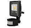 Прожектор светодиодный LITEJET SL -10S 10W ELECTRUM 6500 K SMD B-LF-0625 с датчиком движения